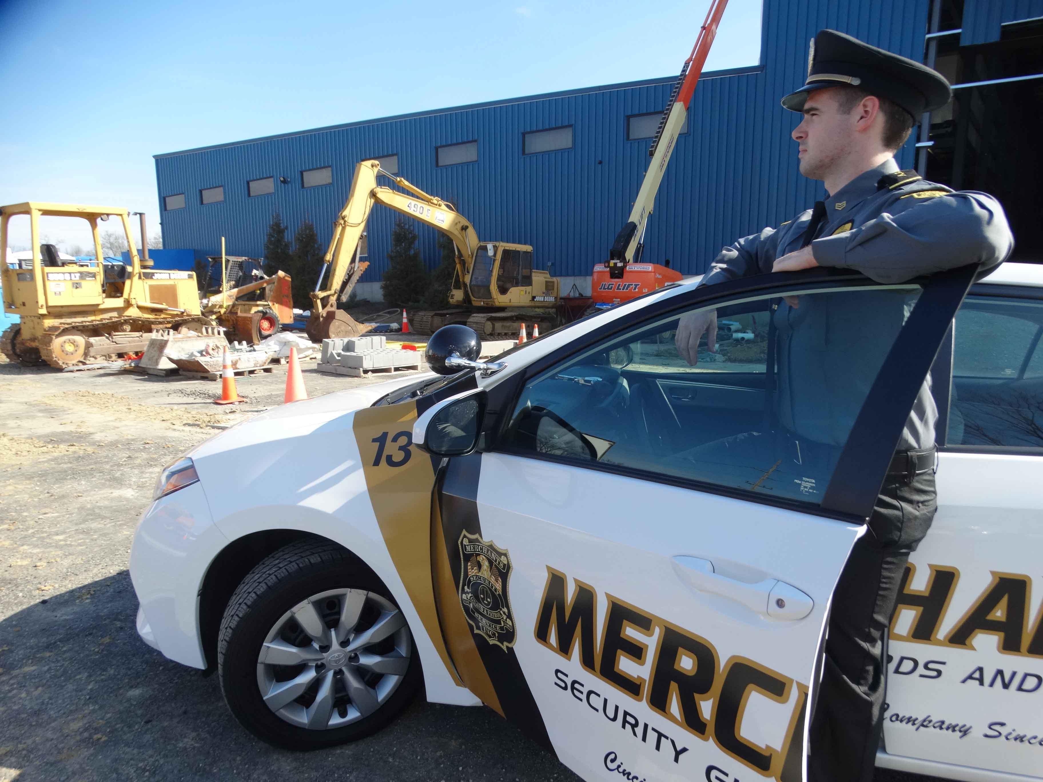 Merchants Security Guard Amp Patrol Services 4766 Glendale